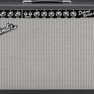 Fender® '65 Deluxe Reverb 22-Watt Combo Amplifier