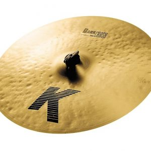 "Demo Zildjian 17"" K Dark Thin Crash"